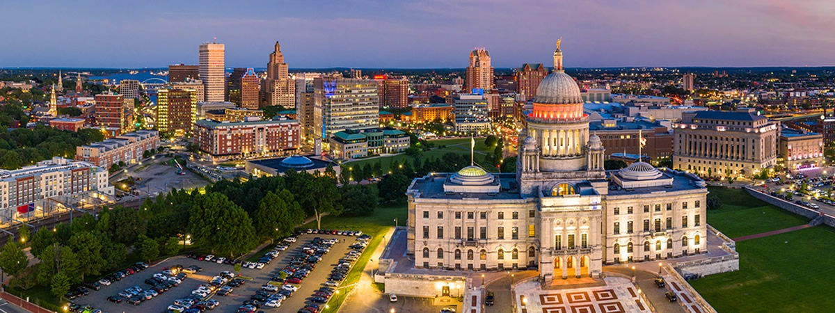 picture of the Rhode Island capital